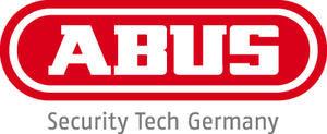 Rotes Abus-Logo